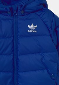 adidas Originals - UNISEX - Down jacket - royal blue/white - 4