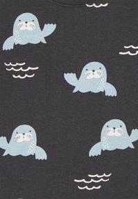 Turtledove - SEALS UNISEX - T-shirt imprimé - blue - 2