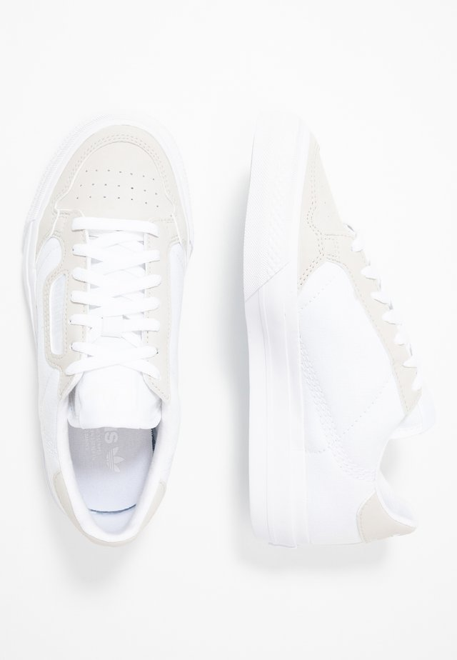 CONTINENTAL 80 SPORTS INSPIRED SHOES - Sneakers basse - footwear white/grey one