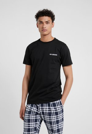 CASUAL TEE - T-shirts basic - black
