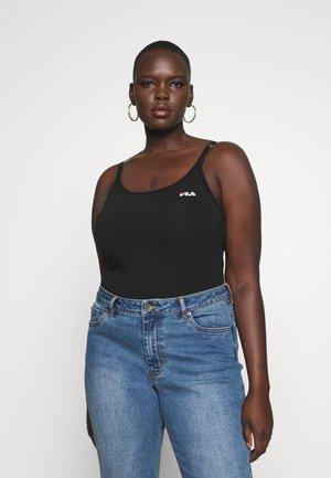 SADIE BODY - Top - black