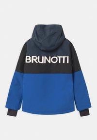 Brunotti - DAKOTO BOYS  - Snowboardová bunda - bright blue - 1