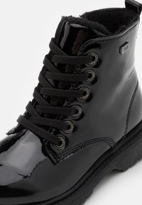 Lurchi - XENIA-TEX - Lace-up ankle boots - black - 5