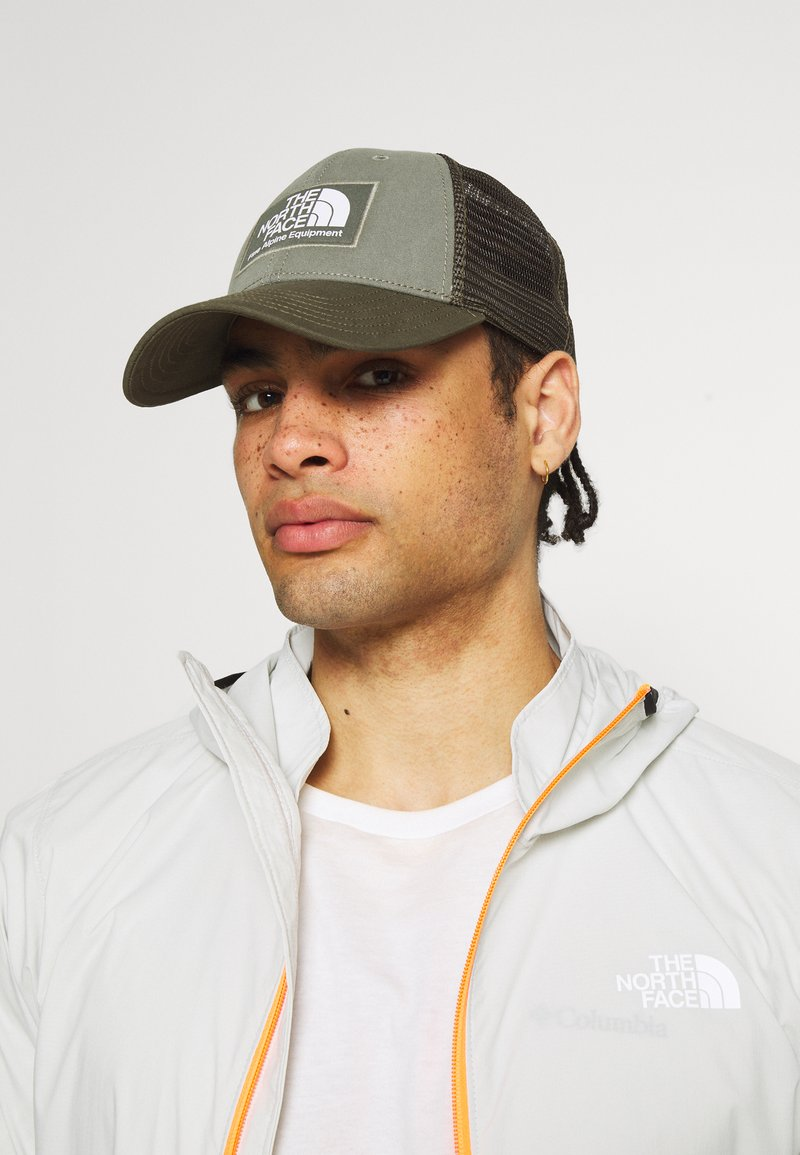 The North Face - MUDDER TRUCKER UTILITY UNISEX - Keps - agave green