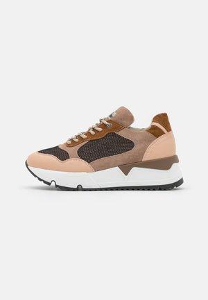 Sneakers laag - beige/multicolor