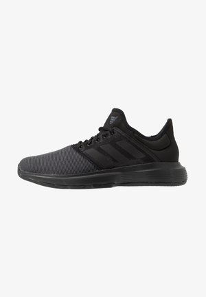 GAMECOURT - Clay court tennis shoes - coreblack