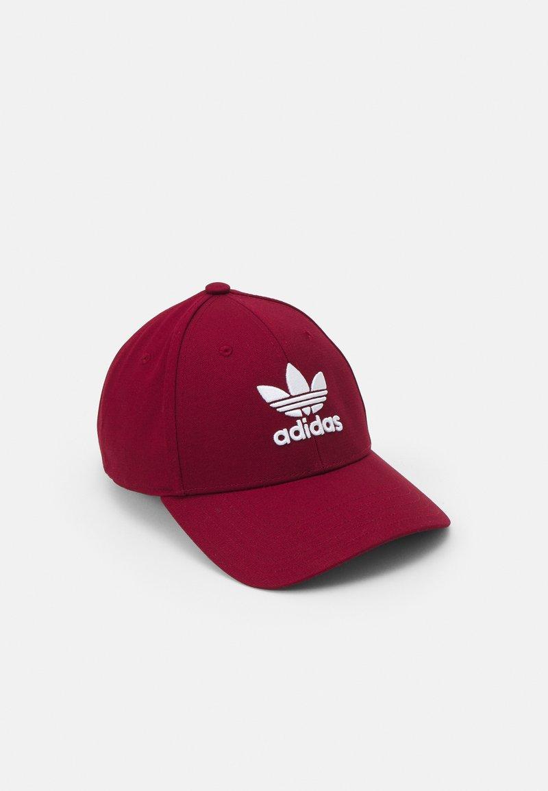 adidas Originals - BASEB CLASS UNISEX - Cap - collegiate burgundy/white
