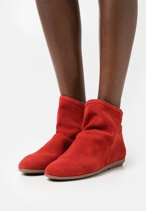 Støvletter - rojo