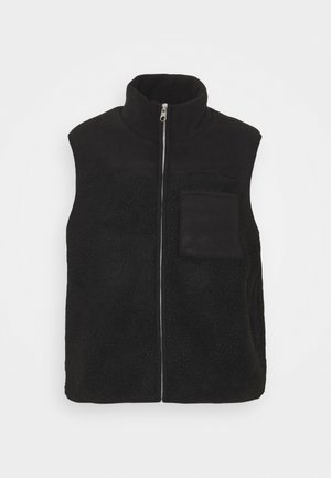 PCSADIE VEST - Vest - black