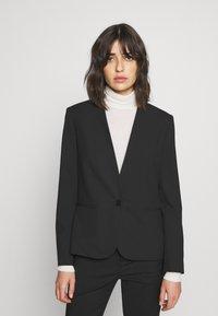 Lauren Ralph Lauren - SUITING JACKET - Blazer - black - 0