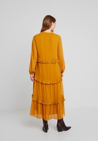 YAS - YASESTELLE LONG DRESS - Denní šaty - buckthorn brown - 3