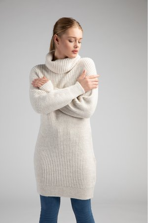 Jumper dress - offwhite