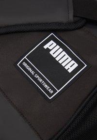 Puma - GYM DUFFLE - Treningsbag - black - 4