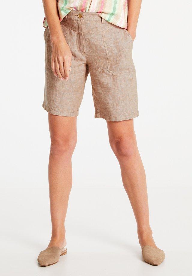 Shorts - sahara melange