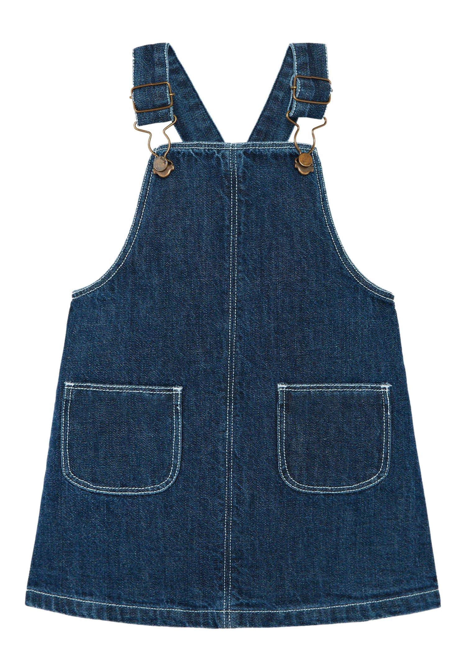 Kinder Jeanskleid