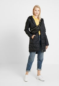 Roxy - SOUTHERN NIGHTS - Winter coat - anthracite - 1