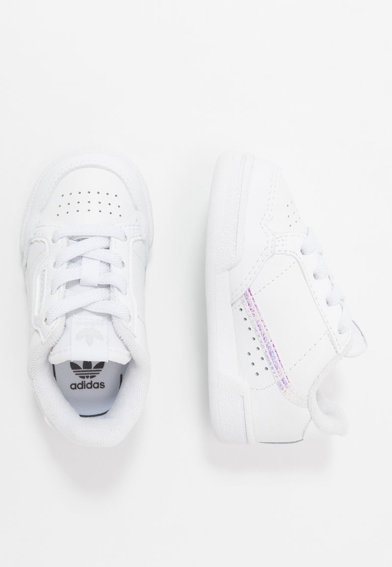 adidas Originals - CONTINENTAL 80 - Trainers - footwear white/core black