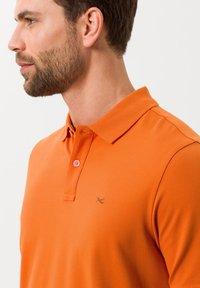 BRAX - STYLE PETE - Polo shirt - dark red - 3