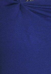 Vero Moda - VMPANDA ASYMMETRIC - Long sleeved top - blue depths - 2