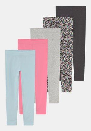 5 PACK - Leggings - Trousers - multi-coloured
