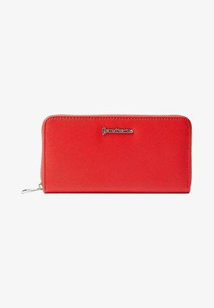 MIT REISSVERSCHLUSS - Wallet - red