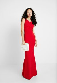 WAL G TALL - Robe de cocktail - red - 2