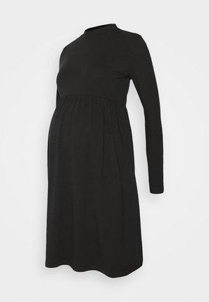 MLSIA DRESS - Jersey dress - black