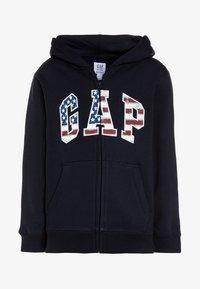 GAP - AMERICANA ARCH - Zip-up hoodie - blue galaxy - 0