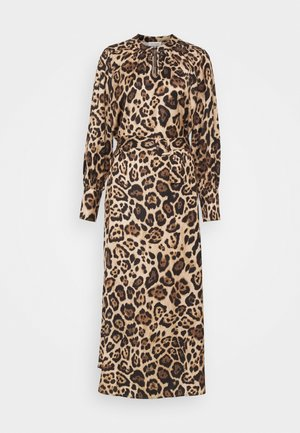 SANDRA - Day dress - leopard