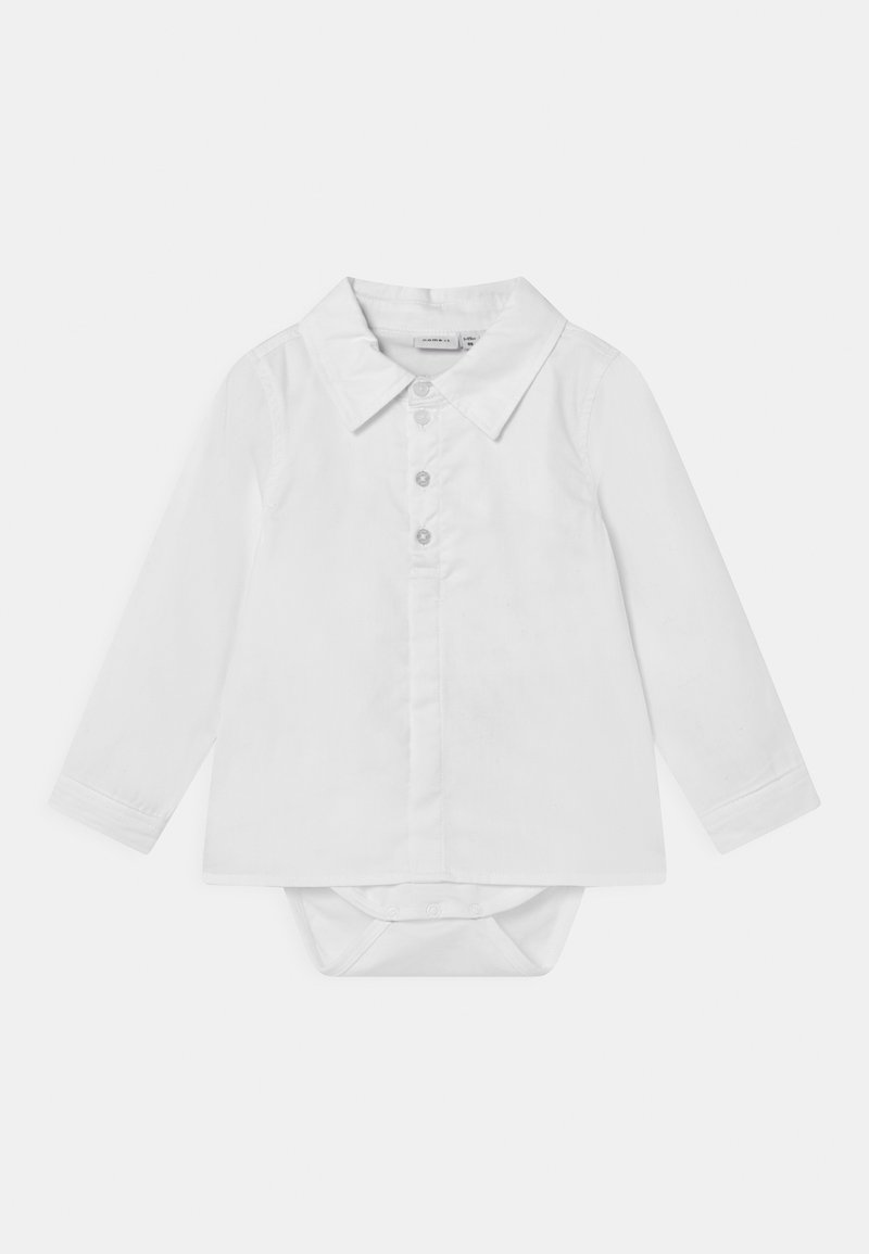 Name it - NBMNEFAN  - Overhemd - bright white
