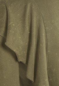 ONLY - ONLLUCILLA LIFE FRILL - Long sleeved top - kalamata - 2