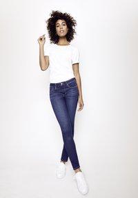 Five Fellas - GRACIA - Slim fit jeans - blau - 1