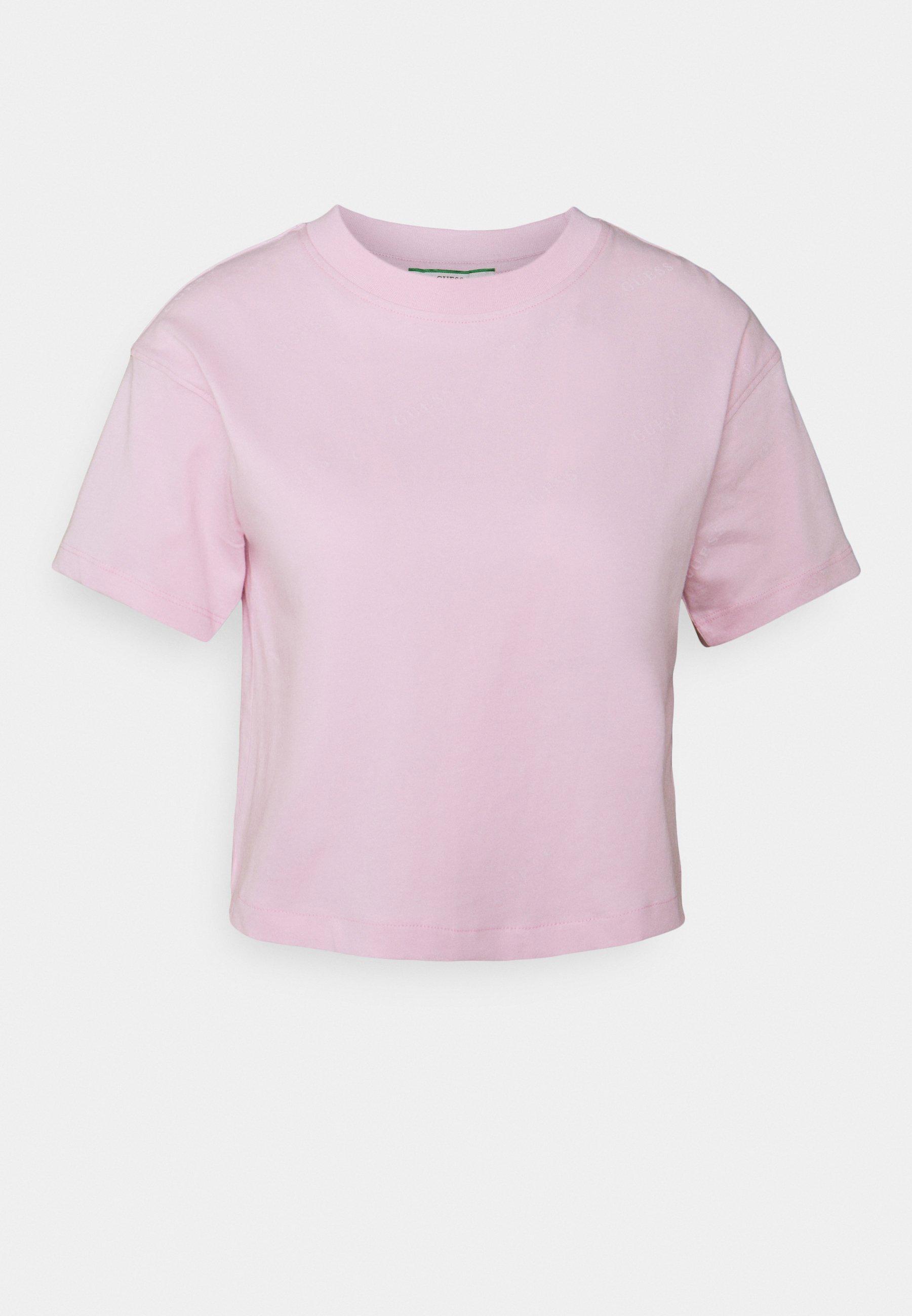 Femme CROP - T-shirt imprimé