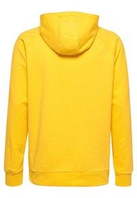 Hummel - HMLGO - Zip-up sweatshirt - yellow - 1