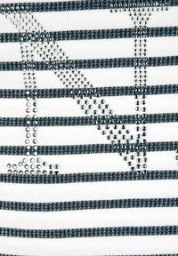 Alba Moda - Long sleeved top - marineblau weiß - 6