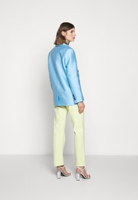 DESIGNERS REMIX - HAILEY - Short coat - sky blue - 2