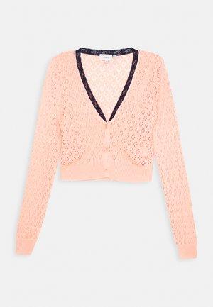 WANDERER CARDI - Cardigan - pink