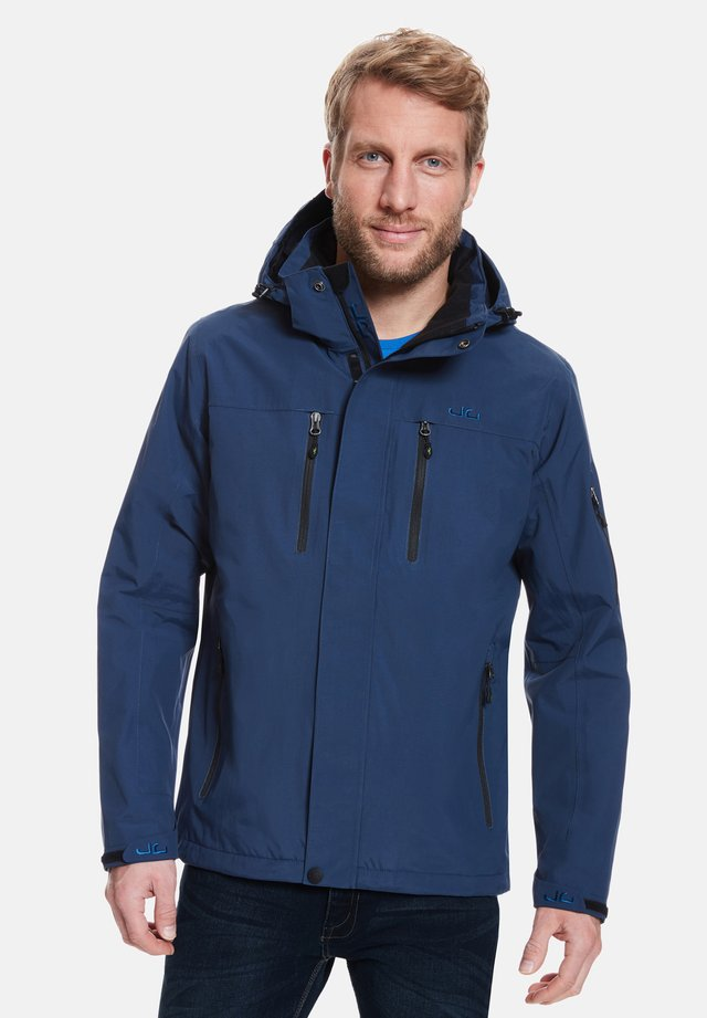 HARSTAD - Giacca outdoor - deep navy