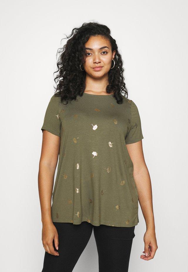 CAREMA TOP - T-Shirt print - kalamata