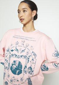 NEW girl ORDER - MOVE YOUR BODY  - Sweatshirt - pink - 5