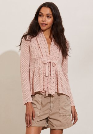 CAN-CAN - Cardigan - pink sand