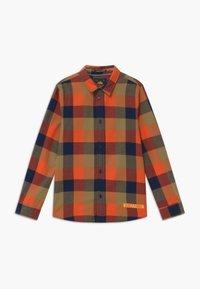 Scotch & Soda - YARN DYED CHECK  - Košile - red - 0