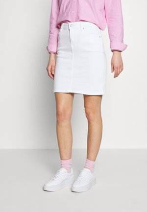 CLASSIC SKIRT  - Jupe crayon - candle white