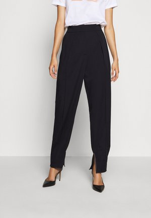 CLASSIC TROUSER - Spodnie materiałowe - black