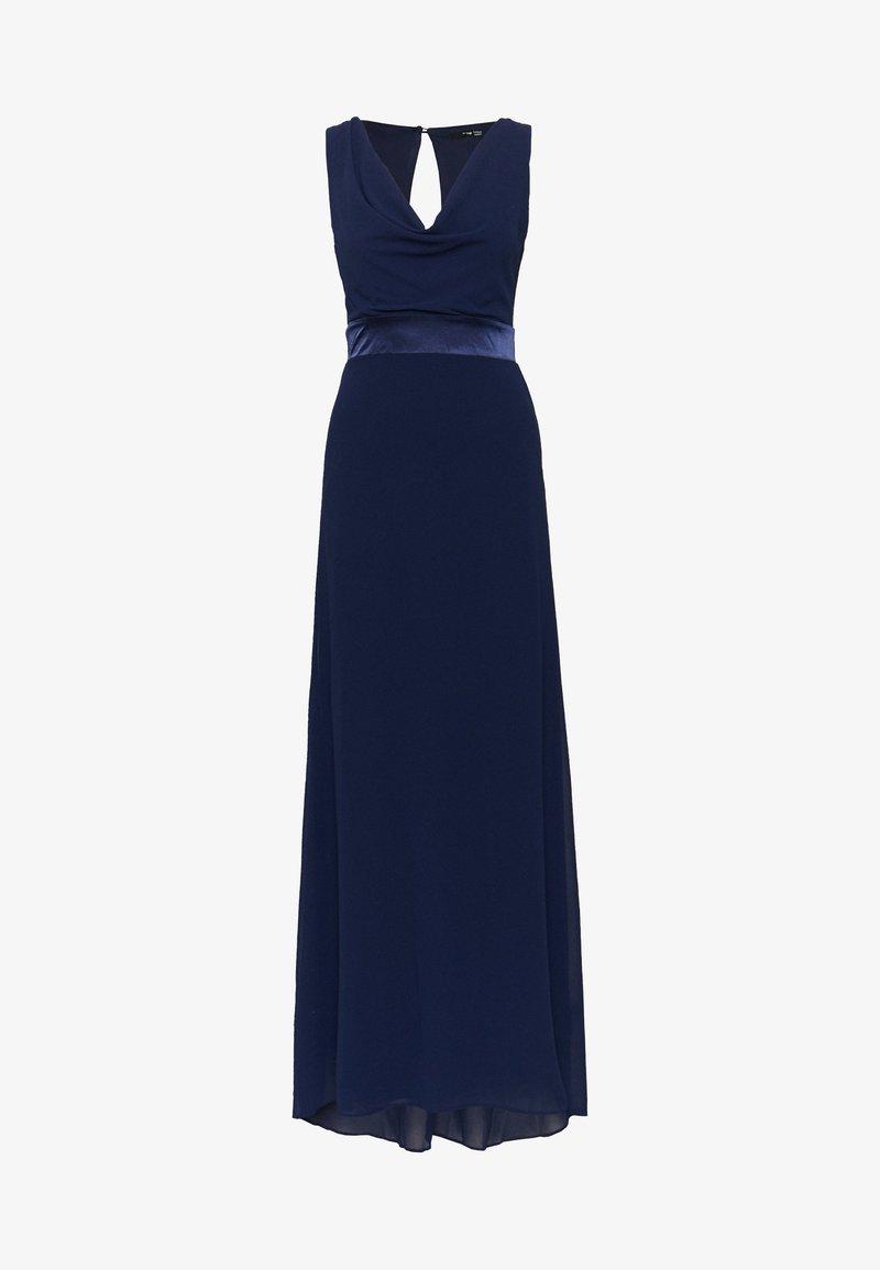 TFNC Petite - VALE MAXI - Společenské šaty - navy