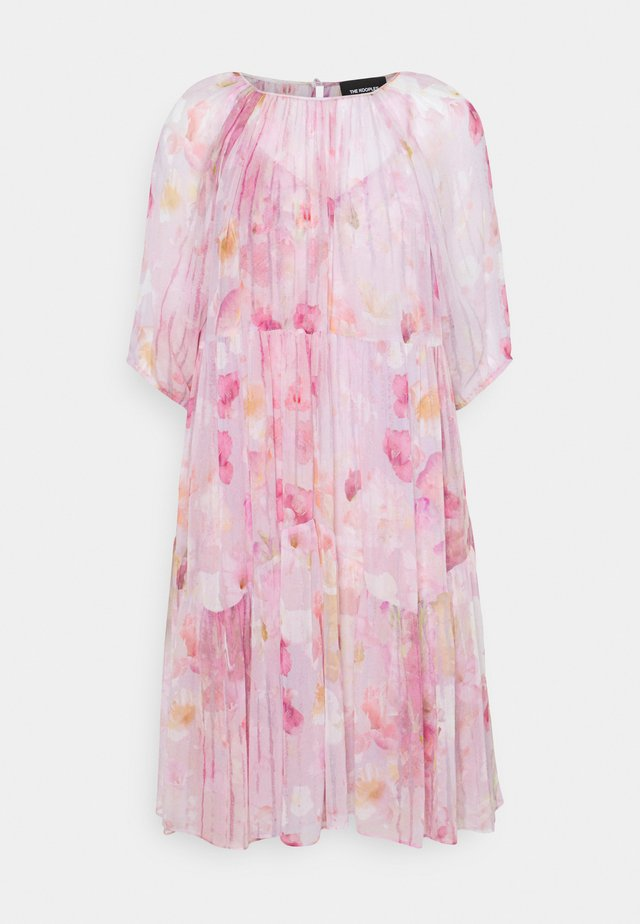 DRESS - Robe d'été - pink