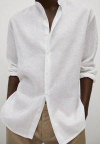 Mango - Shirt - blanc - 4