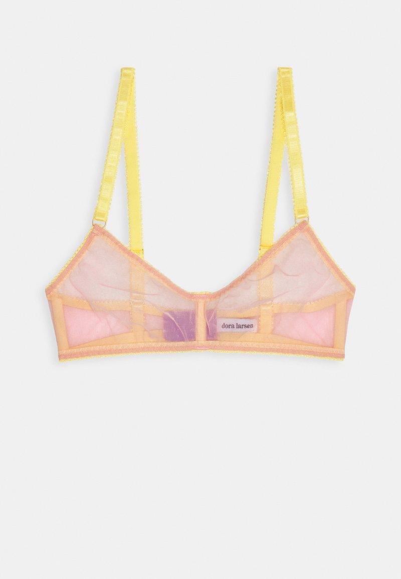 Dora Larsen - ABBIE SOFT BRA - Bustier - yellow