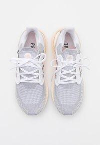 adidas Performance - ULTRABOOST 20 PRIMEKNIT RUNNING SHOES - Scarpe running neutre - footwear white/pink tint/core black - 3