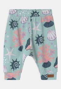 Walkiddy - BAGGY SHELLS PEARLS UNISEX - Trousers - blue - 0